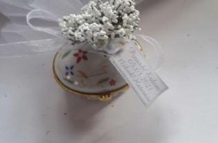 Model : porselen küçük çiçekli