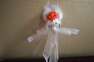 Model : renkli çiçek